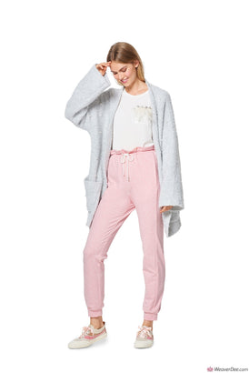 Burda Pattern BD6317 Misses' Jogging Pull-on Pants