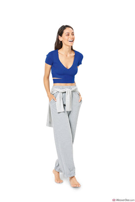 Burda Pattern BD6333 Misses' Jogging Pants