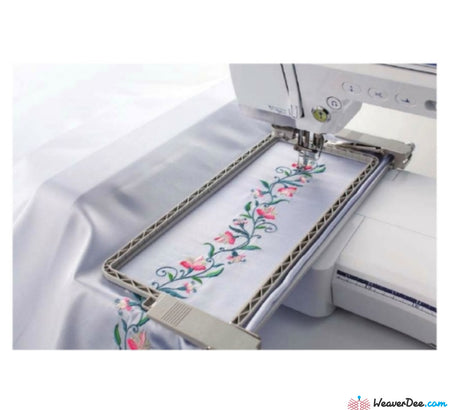 Brother Embroidery Frame: Border Frame 100 × 300mm (4 × 12in)