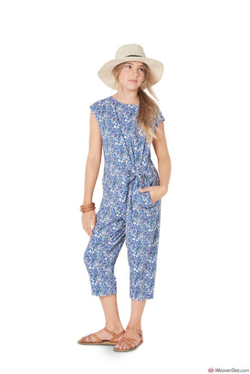 Burda Pattern BD9325 Child's Overalls