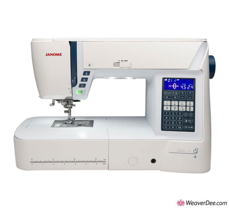 Janome ATELIER 6 Sewing Machine + FREE SEW-TABLE