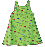 Butterick - B3772 Toddler's & Children's Dress - WeaverDee.com Sewing & Crafts - 3