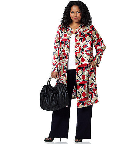 Butterick - B5473 Women's Jacket, Vest & Pants | Average - WeaverDee.com Sewing & Crafts - 1