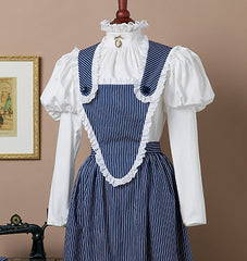 Butterick - B5509 Historic Aprons - WeaverDee.com Sewing & Crafts - 1