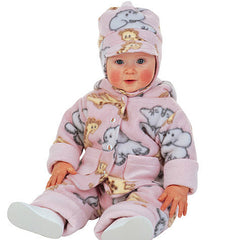 Butterick - B5584 Infants' Jacket, Overalls, Pants, Hat & Mittens - WeaverDee.com Sewing & Crafts - 1