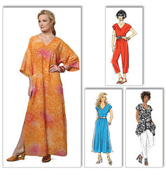 Butterick - B5652 Misses' Wardrobe Coordinates - WeaverDee.com Sewing & Crafts - 1