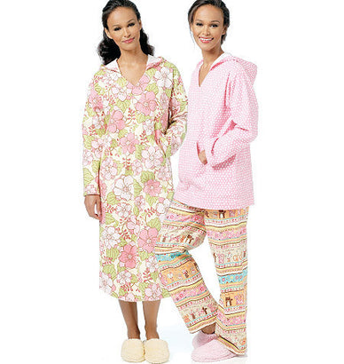 Butterick - B5704 Misses' Pyjama Set | See & Sew - WeaverDee.com Sewing & Crafts - 1