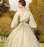 Butterick - B5831 Misses' Historic Dress - WeaverDee.com Sewing & Crafts - 3