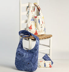 Butterick - B6011 Cosmetic & Hobo Bags | See & Sew - WeaverDee.com Sewing & Crafts - 1