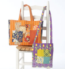 Butterick - B6160 Tote | See & Sew - WeaverDee.com Sewing & Crafts - 1
