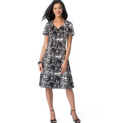 Butterick - B6186 Misses'/Women's Dress | Easy - WeaverDee.com Sewing & Crafts - 1