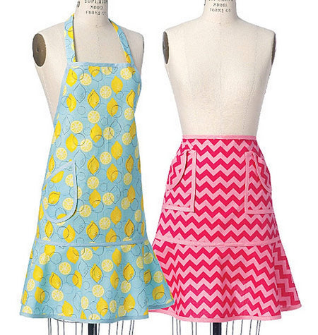 Butterick - B6236 Misses Apron | See & Sew - WeaverDee.com Sewing & Crafts - 1