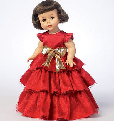 "Butterick - B6265 18"" Doll Clothes - WeaverDee.com Sewing & Crafts - 1"