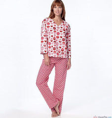 Butterick - B6273 Misses'/Misses' Petite Jacket, Top & Pants | See & Sew - WeaverDee.com Sewing & Crafts - 1