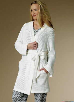 Butterick - B6428 Misses' Dressing Gown & Pyjamas - WeaverDee.com Sewing & Crafts - 1
