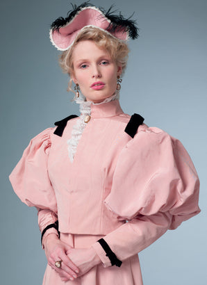 Butterick Pattern B6537 Misses' Victorian Costume