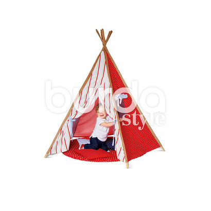 Burda - BD6559 Tipi Tent - WeaverDee.com Sewing & Crafts - 1