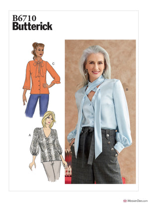 Butterick Pattern B6710 Misses' Top