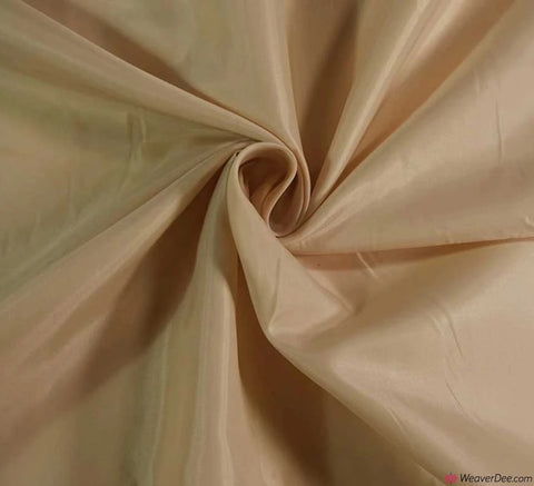 Dress Lining Fabric / Beige