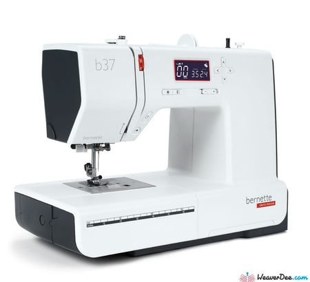 Bernina Bernette B37 Sewing Machine + FREE Foot Set worth £150