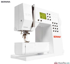 Bernina - Bernina 215 Sewing Machine - WeaverDee.com Sewing & Crafts - 1