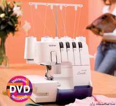 Brother - Brother 3034D Overlocker - WeaverDee.com Sewing & Crafts - 1