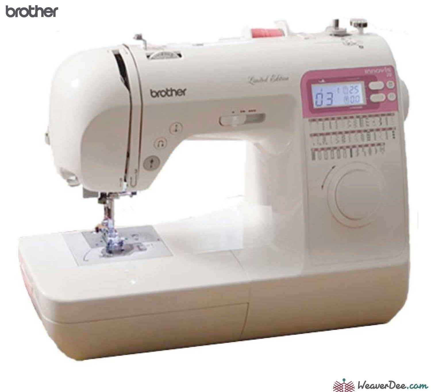 Brother - Brother innov-is 20LE Sewing Machine - WeaverDee.com Sewing & Crafts - 1