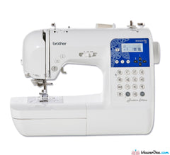 Brother - Brother innov-is 55FE Fashion Edition Sewing Machine - WeaverDee.com Sewing & Crafts - 1