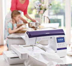 Brother - Brother Innov-is NV2600 Sewing & Embroidery Machine - WeaverDee.com Sewing & Crafts - 1