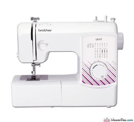 Brother LX17 Sewing Machine + FREE CARRY CASE