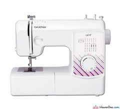 Brother LX17 Sewing Machine + FREE CASE WORTH £20