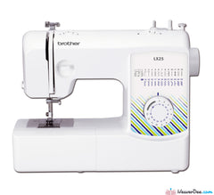 Brother LX25 Sewing Machine + FREE CASE WORTH £20