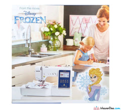 Brother Innov-is M280D Disney Sewing & Embroidery Machine