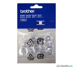 Brother - Brother Bobbins [Pack of 10] - WeaverDee.com Sewing & Crafts