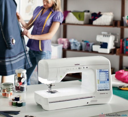 • EX-DISPLAY OFFER • Brother innov-is VQ2 Sewing Machine