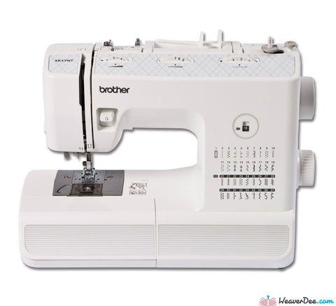 Brother - Brother XR37NT Sewing Machine - WeaverDee.com Sewing & Crafts - 1