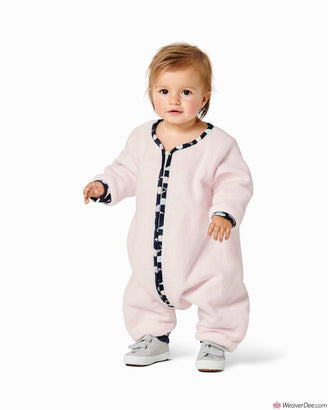 Burda Pattern BD9298 Toddlers' Sleeping Bag with Legs