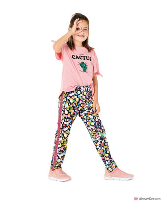 Burda Pattern BD9300 Children's Jogging Pants