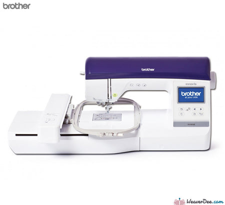 Brother - Brother Innov-is 800E Embroidery Machine - WeaverDee.com Sewing & Crafts - 1