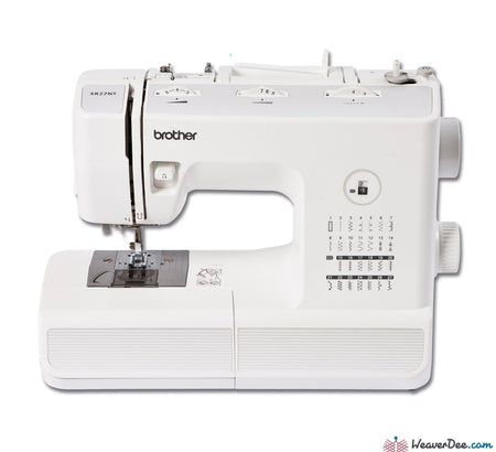 Brother XR27NT Sewing Machine + FREE METTLER THREAD SET