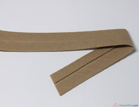 PRYM 100% Cotton Bias Binding / Stone