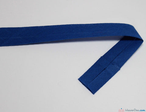 PRYM 100% Cotton Bias Binding / Blue