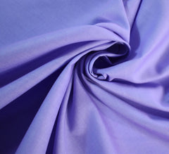 Plain Cotton Fabric / Lilac (60 Square)