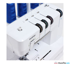 Brother CV3440 Cover Stitch Machine