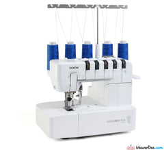 Brother CV3550 Cover Stitch Machine