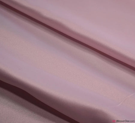 Duchess Satin Fabric / Pale Pink
