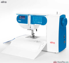 Elna - Elna Lotus Sewing Machine - WeaverDee.com Sewing & Crafts - 1