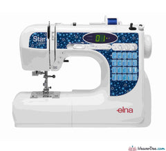 Elna - Elna Star Sewing Machine - WeaverDee.com Sewing & Crafts - 1