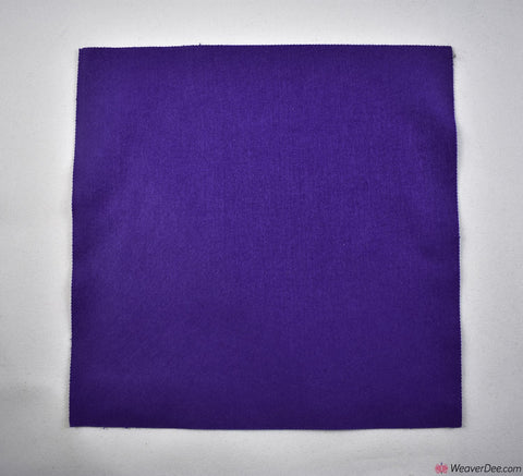 Felt Square - Purple