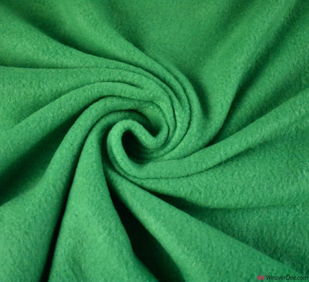 Polar Anti-Pill Fleece / Emerald Green